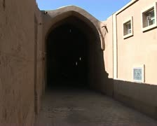 Iran 99 Yazd Stock Footage
