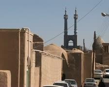Iran 105 Yazd Stock Footage