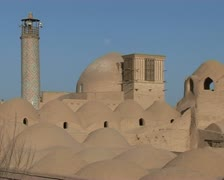 Iran 109 Yazd Stock Footage