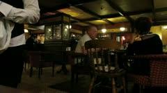 Irish Pub C Stock Footage