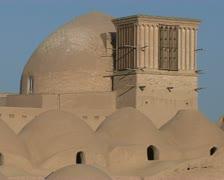 Iran 112 Yazd Stock Footage