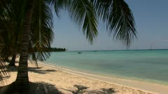 Dominikaaninen tasavalta - Karibian merellä Arkistovideo
