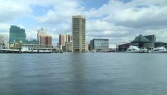 Baltimore World Trade Center Stock Footage