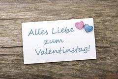 valentin`s day - stock photo