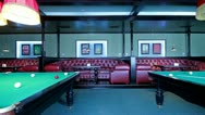 Stock Video Footage of Club For A Game Of Billiards.