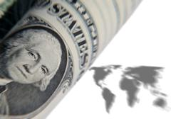 World currency Stock Photos