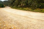 Wild Country Road Stock Photos