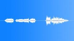 Plastic / foil bag squeeze sound fx Sound Effect