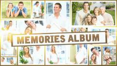 Memories Album Stock After Effects