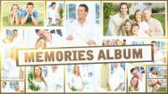 Memories Album Stock After Effects