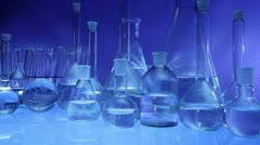Lab concept Stock Footage