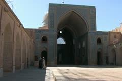 Iran 90 Yazd Stock Footage