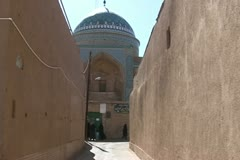iran 97 Yazd - stock footage