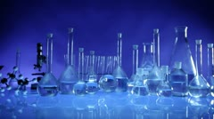 lab concept - stock footage