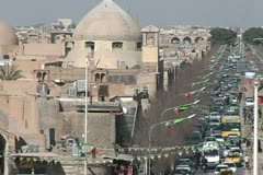 Iran 78 Yazd Stock Footage