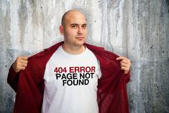 404 virhe Kuvituskuvat