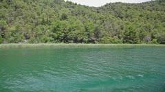 National park Krka, Croatia, HD Stock Footage