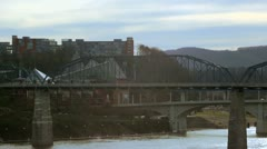 Walnut Bridge MS - stock footage