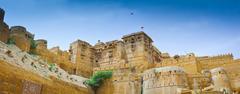Stock Photo of jaisalmer panorama