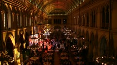 Ballroom Stock Footage