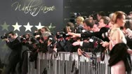 Stock Video Footage of Red Carpet Photographers
