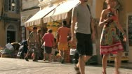 Stock Video Footage of Corfu, Greek Island in the Mediterranean Sea