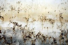 Rusty-colored grunge background Stock Photos