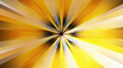 Darkness burn rays with alpha Stock Footage
