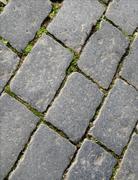 paving - stock photo