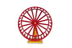 Wheel for rodents Stock Photos