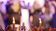 Jewish wedding Stock Footage