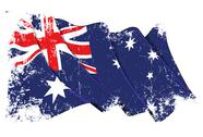 Stock Illustration of Grange Flag of Australia
