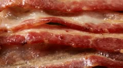 Bacon - stock footage