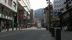 Andorra - stock footage