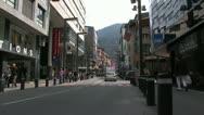 Stock Video Footage of Andorra