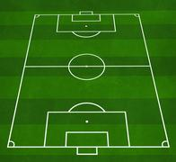 Jalkapallokenttä Piirros