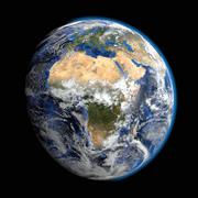 Earth - Africa - stock photo