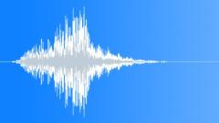 Whoosh: designed, medium, flyby, driveby, deep Sound Effect
