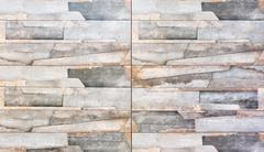 stone granite marble tile wall background texture - stock photo