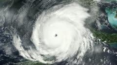 Hurricane Stock Footage