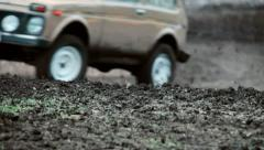 Offroad Race Stock Footage