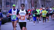"Stock Video Footage of Rome - MARCH 17, 2013: ""Maratona di Roma (Rome Marathon)"", in Rome, Italy"