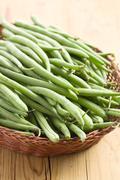 Bean pods Stock Photos