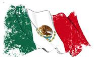 Stock Illustration of Grange Flag of Mexico