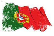 Stock Illustration of Grange Flag of Portugal