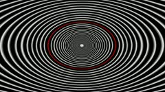 Hipnotic Lines - 026 VJ Loops Stock Footage