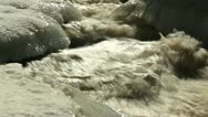 ND filter water stream 4 Stock Footage