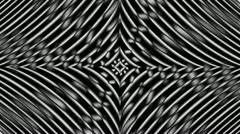 Hipnotic Lines - 028 VJ Loops Stock Footage