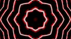 Hipnotic Lines - 022 VJ Loops Stock Footage