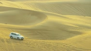 Stock Video Footage of Off Road Vehicles Desert Safari